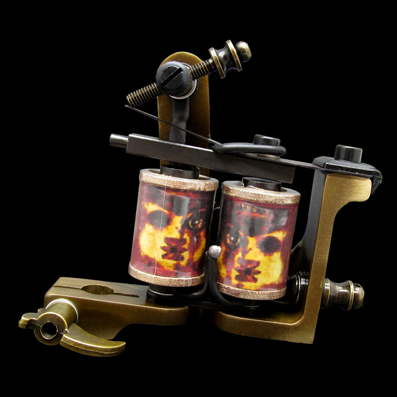 New Arrival 10 Wraps Coil Tattoo Machine